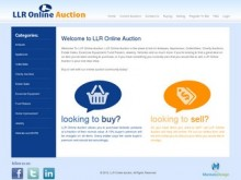 LLR Online Auction