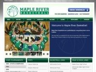 Maple River Basketball