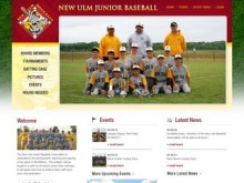 New Ulm Junior Baseball League