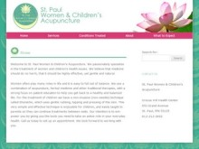 St Paul Women and Childrens Acupuncture