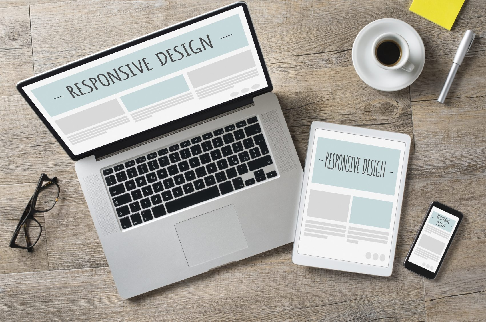 Responsive Web Design in Mankato MN