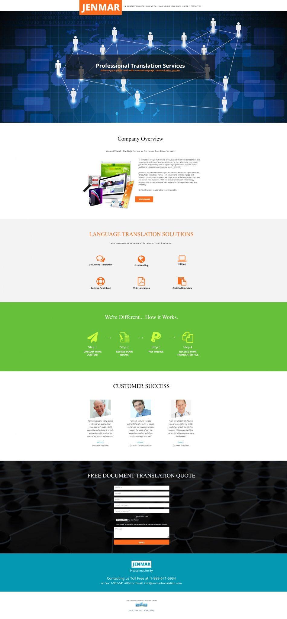 Jenmar Translation Services