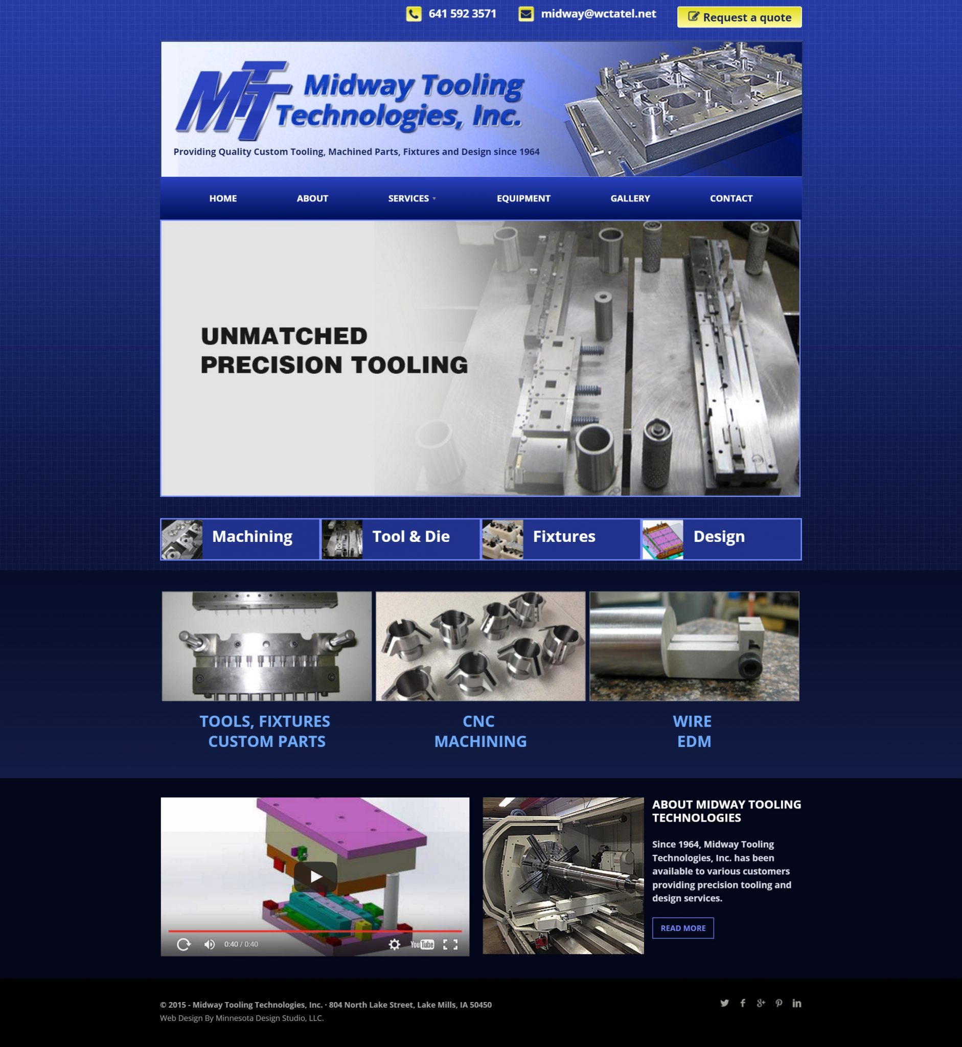 Midway Tooling Technologies