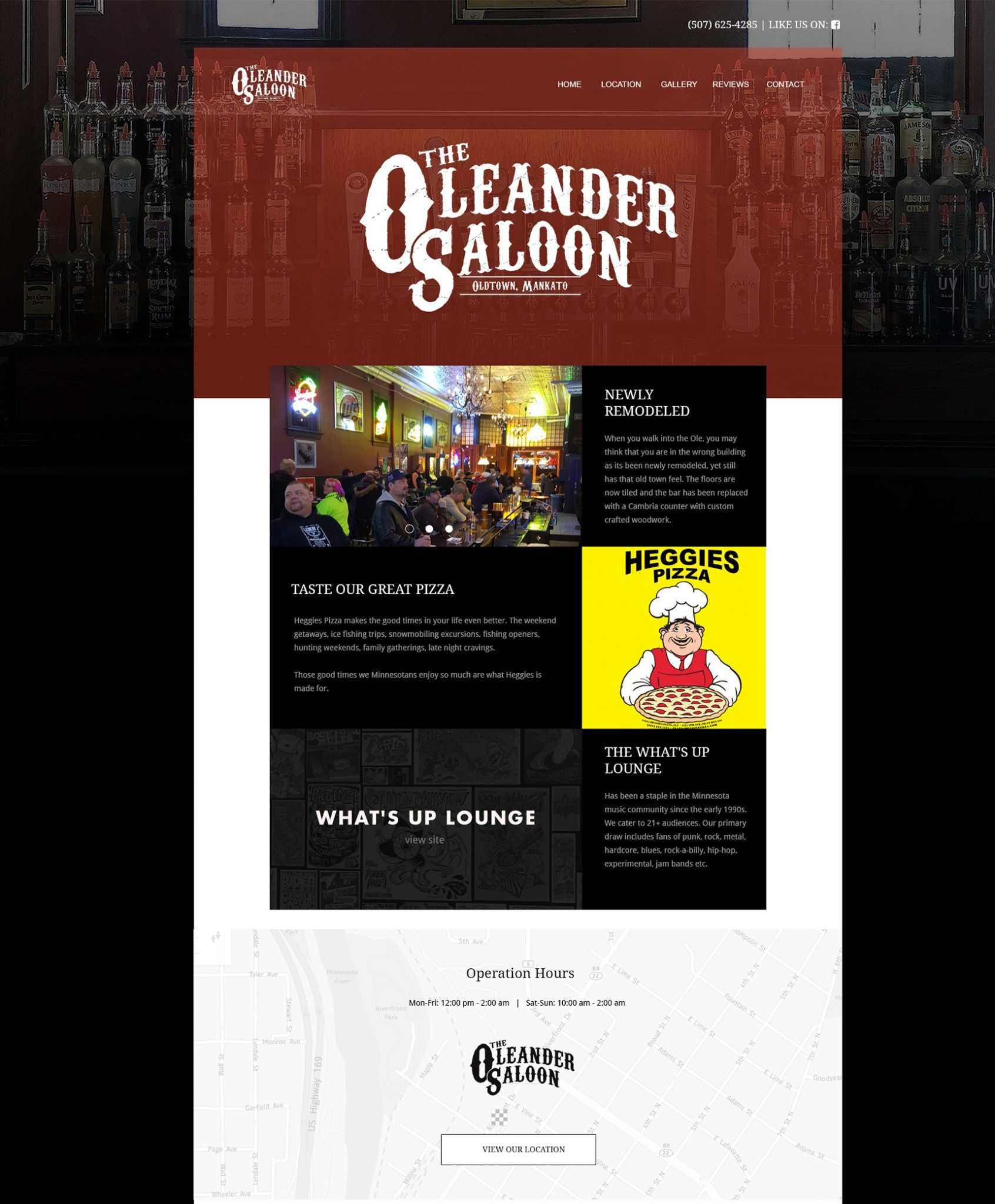 Oleander Saloon
